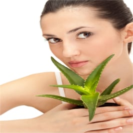 pure aloe vera gel for skincare