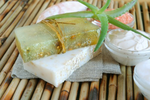 How To Make Aloe Soap DIY Guide