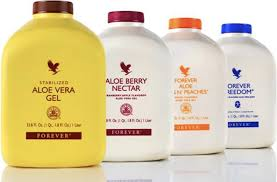 Forever Living Aloe Vera Products for sale