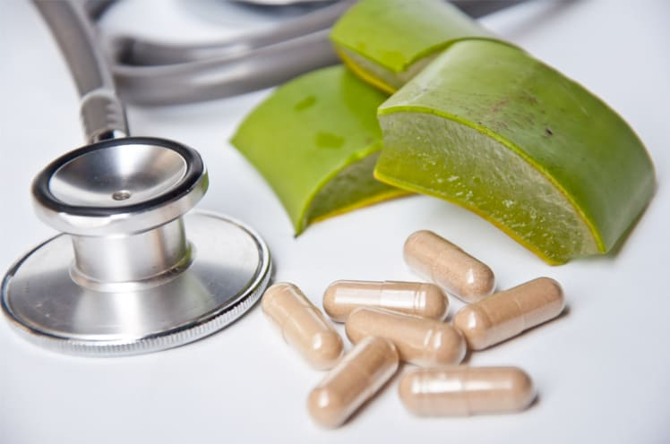Aloe Vera Pills for Weight Loss
