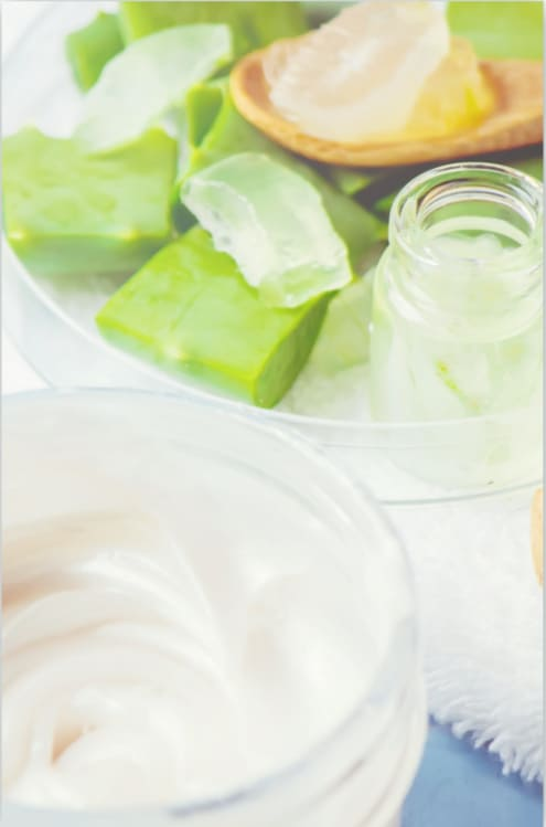 Reduce Rosacea Symptoms With Aloe Vera